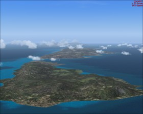 Greek islands, FSX