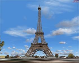 Paris - Microsoft Flight Simulator X - FSX